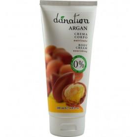 Danatura - Crema de corp cu ulei de argan, 200ml