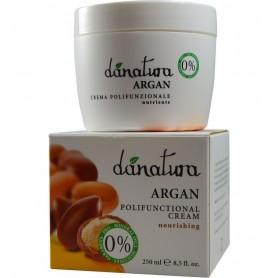 Danatura - Crema polifunctionala cu ulei de argan, 250ml