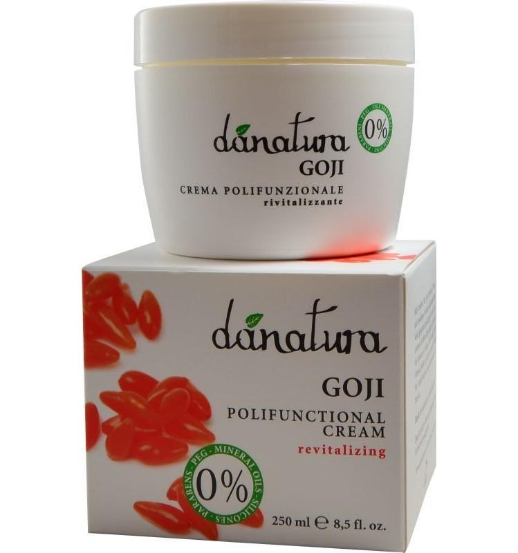 Danatura - Crema polifunctionala cu goji, 250ml