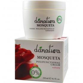 Danatura - Crema polifunctionala cu ulei de trandafir, 250ml
