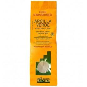 Argila Verde pentru uz extern - pulbere fina 1 kg Argital