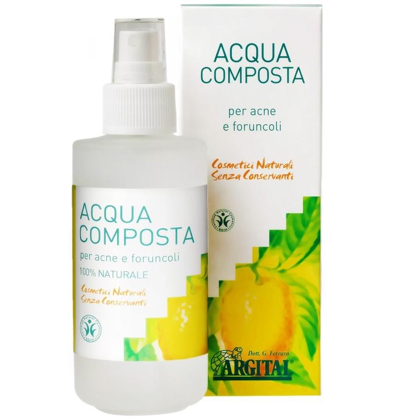 ARGITAL - Lotiune tonica pentru acnee, 125 ml