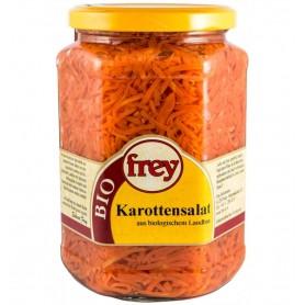 Salata Bio de morcovi 650g/370g Frey
