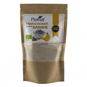 Faina Bio din Banane, 150 g Pronat