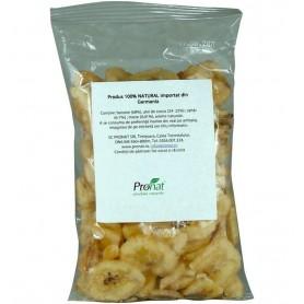 Chipsuri Bio de banane cu miere, 100g