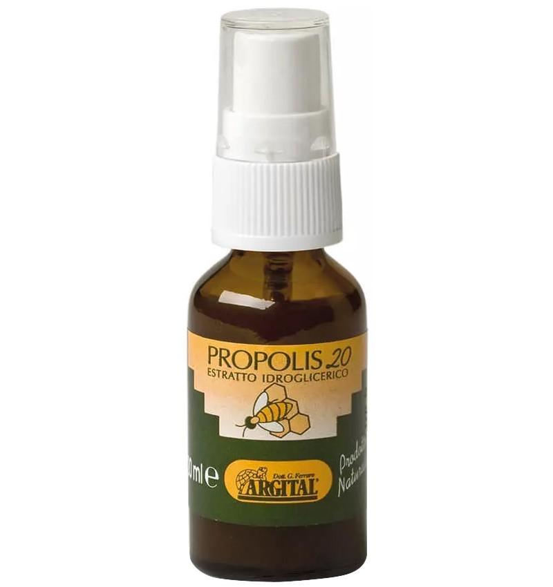 ARGITAL - Propolis fara alcool, 20 ml