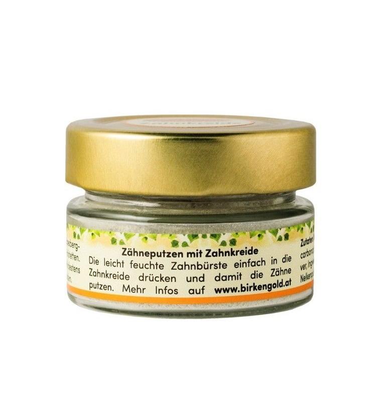 Birkengold - Pulbere pentru dantura, 30g