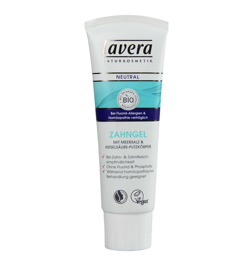 LAVERA – Gel de dinti, 75 ml