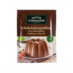 Budinca Bio de Ciocolata, 43g Natur Compagnie