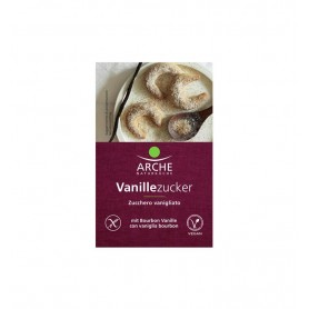 Arche Naturküche - Zahar vanilat bio, 5x8 g