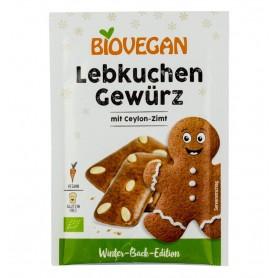 Biovegan – Condiment BIO pentru turta dulce cu scortisoara Ceylon, 15g