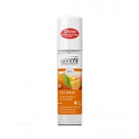 LAVERA - Deodorant spray 24h Orange Feeling, 75 ml