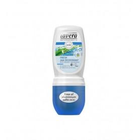 LAVERA - Deodorant roll-on cu lemongras, 50 ml
