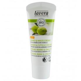 LAVERA - Crema 2 in 1 pentru maini si unghii, 20ml