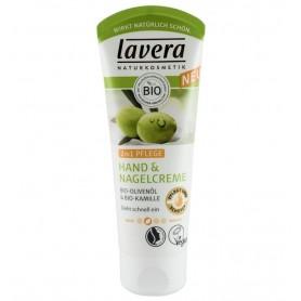 LAVERA - Crema pentru maini si unghii, 75ml