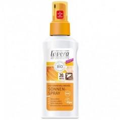 Crema - Spray de protectie solara cu ulei bio de floarea soarelui, 125ml