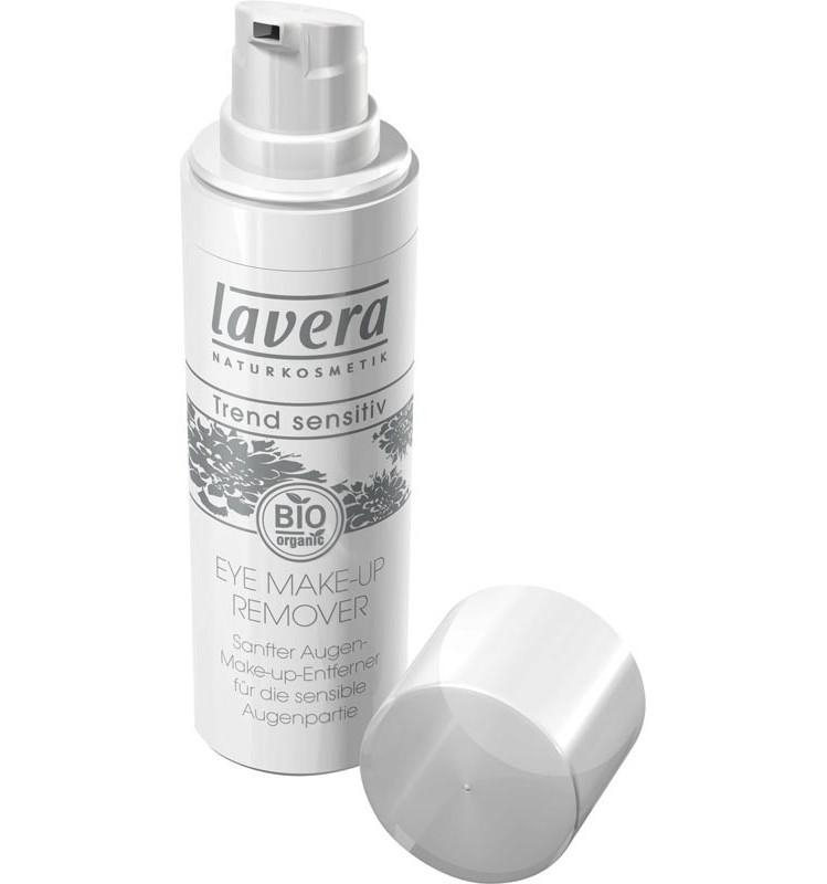 LAVERA – Demachiant pentru ochi, pentru piele sensibila, 30 ml