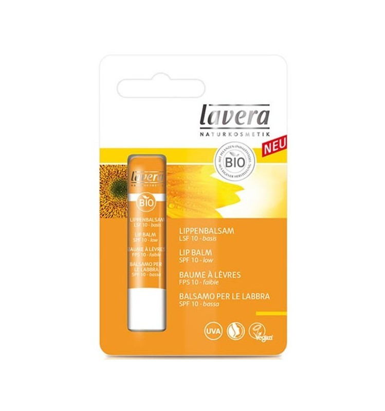 LAVERA – Balsam de buze cu protectie solara SPF10, 4,5 g