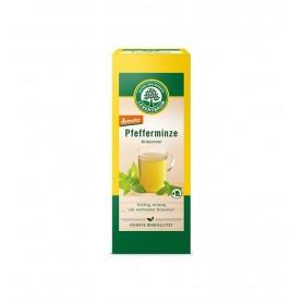 Lebensbaum - Ceai BIO din frunze de menta, 20*1.5gr, 30g