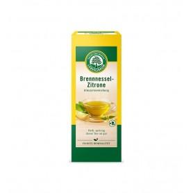 Ceai bio de urzica si lamaie 20 plicuri x 1,5 g, 30 g Lebensbaum