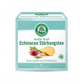 Ceai bio fortifiant cu echinacea, 12 plicuri x 2g, 24g Lebensbaum