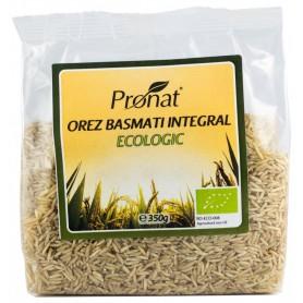 Orez integral  Basmati Bio, 350 g