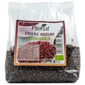 Fasole Adzuki bio, 500g