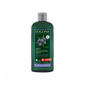LOGONA - Sampon bio antimatreata cu ulei de ienupar, 250 ml