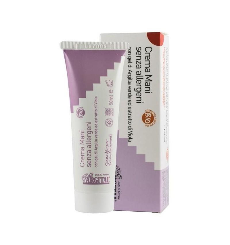 ARGITAL - Crema pentru maini, non alergica, 50 ml
