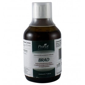 Concentrat din plante medicinale BRAD 250 ml