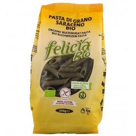 FELICIA BIO – Penne BIO din faina de hrișcă, 250 G