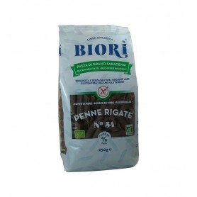 BIORI – Penne BIO din faina de hrisca, 250 G