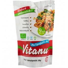 VITANU – Spaghetti BIO din faina de konjac, 270g