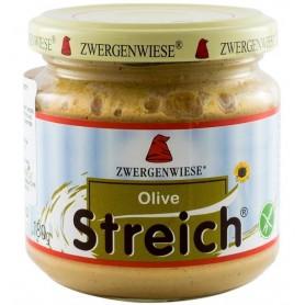 Crema tartinabila BIO vegetala cu masline – 180 g