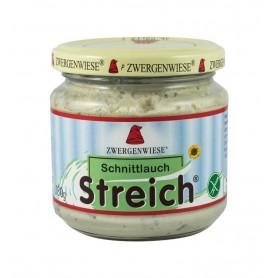 Crema tartinabila bio vegetala cu arpagic, 180g