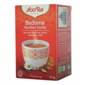 Ceai BIO de seara cu Rooibos si Vanilie, 30.6gr