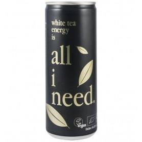 All i need – Bautura bio energizanta din ceai alb, 250ml