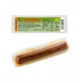 Wheaty - Baton Bio din Seitan Chorizo, 40g