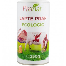 Lapte praf Bio 26% grasime, 250g