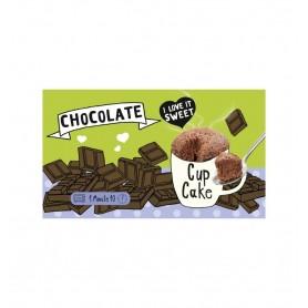 Natur Compagnie - Amestec BIO pentru briosa cu ciocolata, 53 g