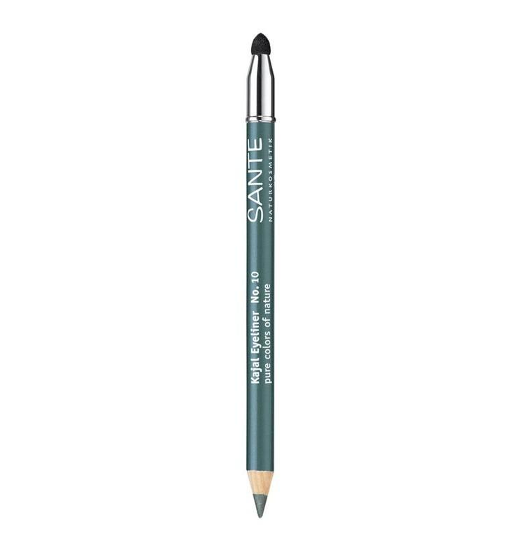 SANTE - Creion contur ochi, nuanta 10 Verde Petrol, 1.1 g
