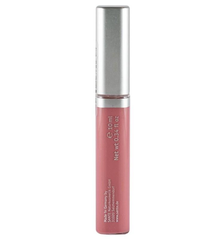 SANTE – Gloss pentru buze, Nuanta 01 Roz nude, 10 ml