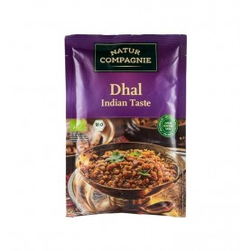 Natur Compagnie – Dhal bio – gust indian, 150g