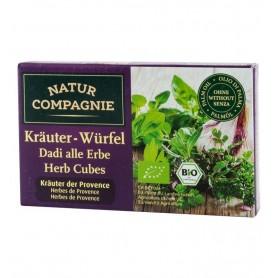 Natur Compagnie - Cuburi bio cu verdeturi de Provence
