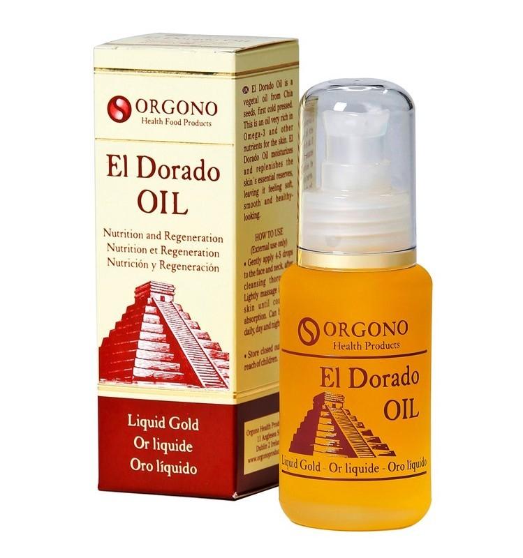 El Dorado Oil - Ulei de Chia, 50ml