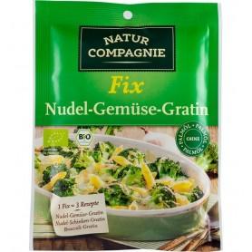 Natur Compagnie - Mix bio pentru gratinare legume si paste, 40g