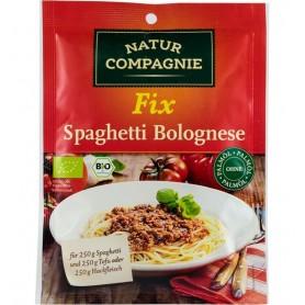 Natur Compagnie - Sos bio pentru Spaghette Bolognese, 40g