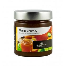 COSMOVEDA – Chutney bio de mango, 225g