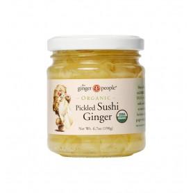 The ginger party - Ghimbir pentru sushi, 190g/118g