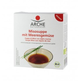 Arche – Supa Miso BIO cu legume de mare, 60g